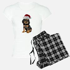 Gordon Setter Christmas Pajamas