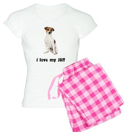 Jack Russell Terrier Lover Women's Light Pajamas