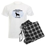 Labrador Retriever Men's Pajamas