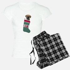 Puggle Christmas Pajamas