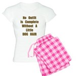 A Little Dog Hair Women's Light Pajamas