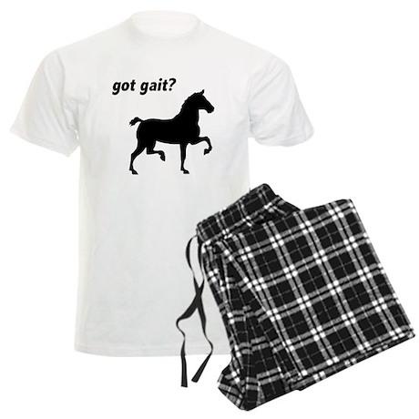 Got Gait Gaited Horse Men's Light Pajamas