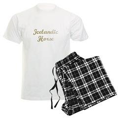 Icelandic Horse Gifts Pajamas