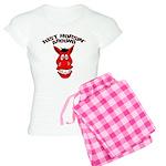 Just Horsing Around Women's Light Pajamas