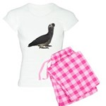 Baby African Gray Parrot Women's Light Pajamas
