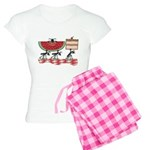 Funny Picnic Women's Light Pajamas