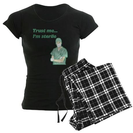 Trust Me I'm Sterile Women's Dark Pajamas