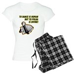 Divine Polka Women's Light Pajamas