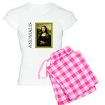 Mona Lisa Anagram Women's Light Pajamas