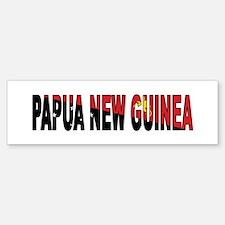 Papua Bumper Bumper Sticker
