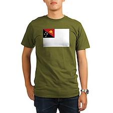 Papua Naval Ensign T-Shirt