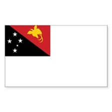 Papua Naval Ensign Decal