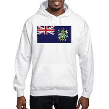Pitcairn Flag Jumper Hoody