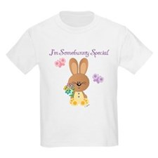 Special Easter Bunny Kids T-Shirt