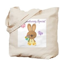 Special Easter Bunny Tote Bag