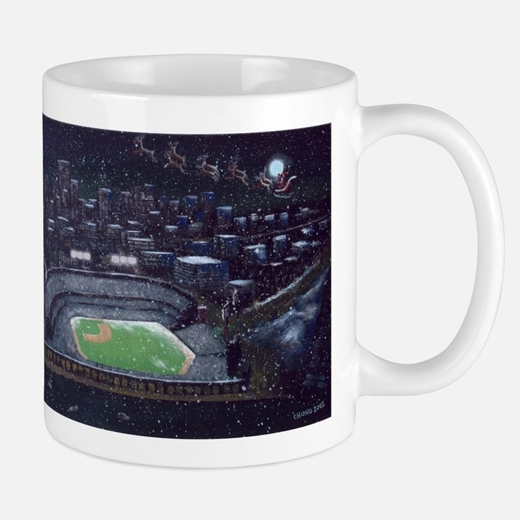 Cute San francisco baseball Mug
