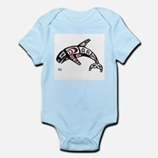 Killer Whale Infant Creeper
