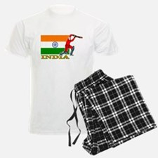 India Cricket Player Pajamas