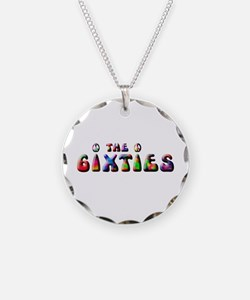 The 6ixties Peace Necklace