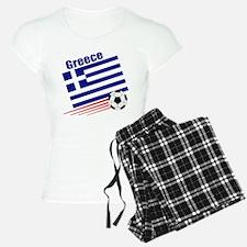Greece Soccer Team Pajamas