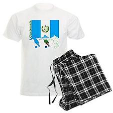 Guatemala Soccer Pajamas