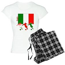 Italy Soccer Pajamas
