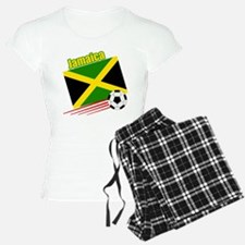 Jamaica Soccer Team Pajamas