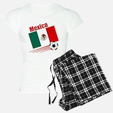 Mexico Soccer Team Pajamas