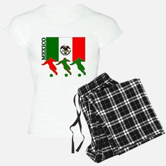 Soccer Mexico Pajamas