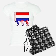 Soccer Holland Pajamas