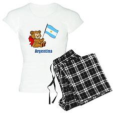 Argentina Teddy Bear Pajamas