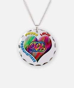 Peace Love Togetherness Necklace