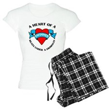 Heart of a Swimmer Pajamas