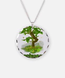 Tree Treehugger Necklace