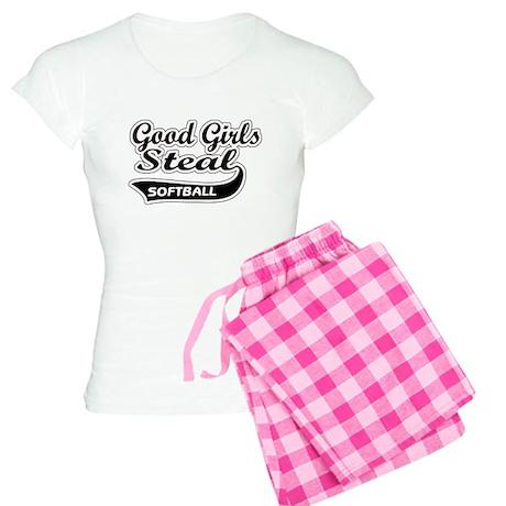 Good Girls Steal (black) Women's Light Pajamas