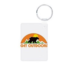Get Outdoors Keychains