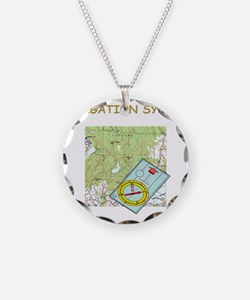 Navigation System Necklace