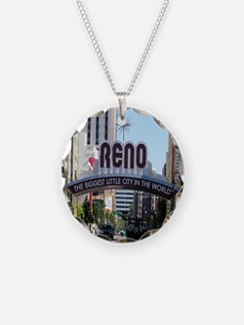 Reno Biggest Little City Necklace
