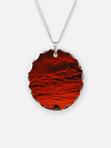 Delta Fiery Sunrise Necklace