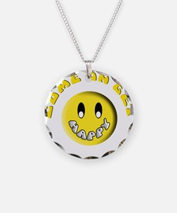Come On Get Happy Necklace