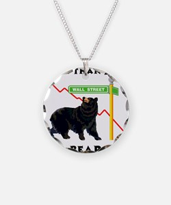 More Than I Can Bear Market Necklace