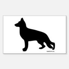 GSD Silhouette Decal