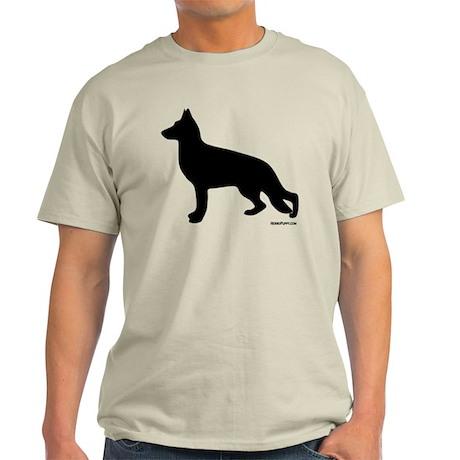 GSD Silhouette Light T-Shirt