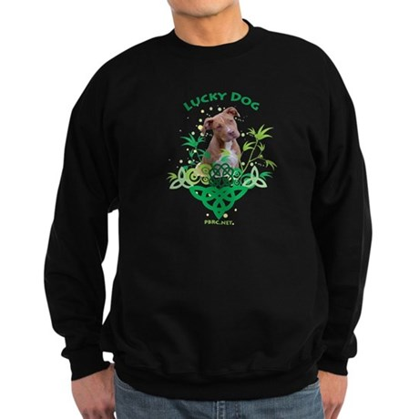 Lucky Dog Sweatshirt (dark)