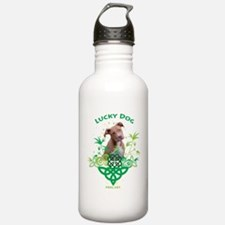 Lucky Dog Water Bottle