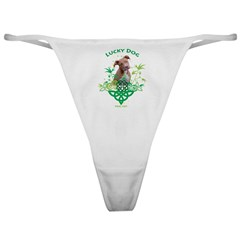 Lucky Dog Classic Thong