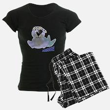 Goofkins Baby Seal Pirate Pajamas