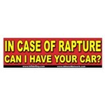 Rapture... Car?