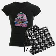 Just Goofkin (Goofing) Around Pajamas