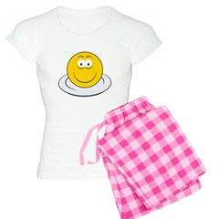 Smiley Face For Dinner Pajamas